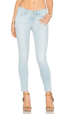 FRAME Denim Le Skinny De Jeanne Crop in Laguna