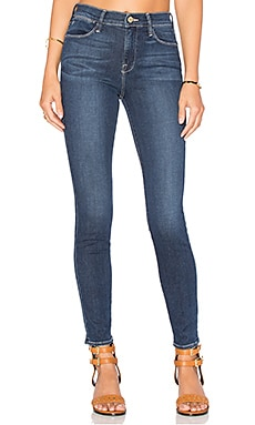 FRAME Denim Le High Skinny in Rhodes