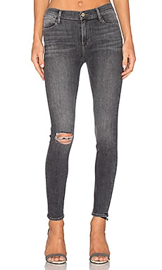 FRAME Denim Le High Skinny in Central