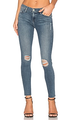 FRAME Denim Le Skinny De Jeanne in Greene Street