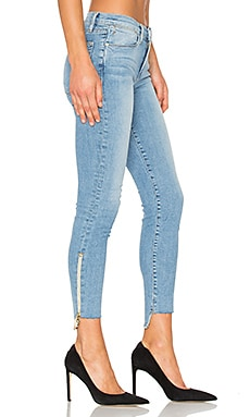 Le High Skinny Stagger Zip en Jackson