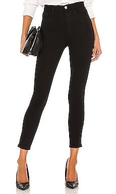 Denim Ali High Rise Skinny Cigarette FRAME $211