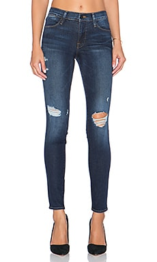 FRAME Denim Le High Skinny in Baker