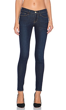 FRAME Denim Le Skinny de Jeanne in Marshall