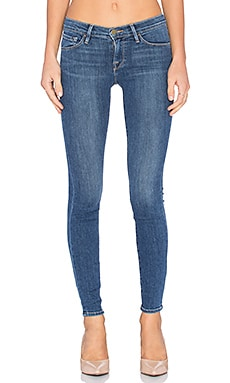 FRAME Denim Le Skinny De Jeanne in Huntley