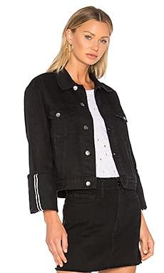 Le Jacket Reverse Overlock Cuff