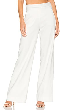 Tux Pant in Off White