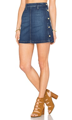 FRAME Denim Le Antibes Skirt in Lucia