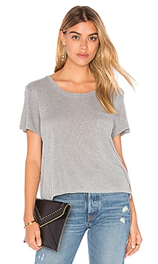 FRAME Denim Le Easy Tee in Gris