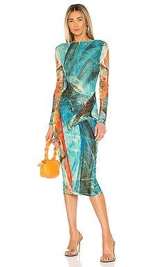 Delilah Dress Farai London $103