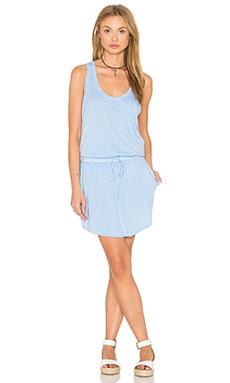 Maier Tank Dress in Skyline
