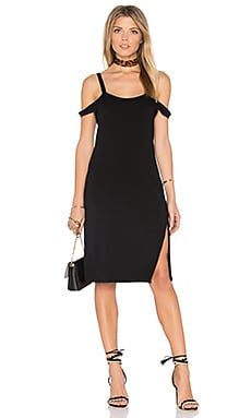 Verkler Cold Shoulder Dress