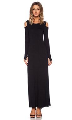 Feel the Piece Jayda Maxi Dress in Black