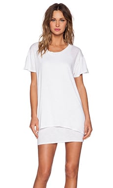 Feel the Piece Talia Mini Dress in White