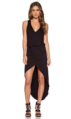 Feel the Piece Mara Maxi Dress in Black