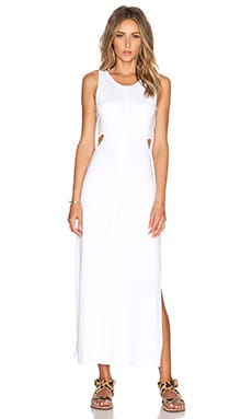 Feel the Piece x REVOLVE Veruschka Maxi Dress in White