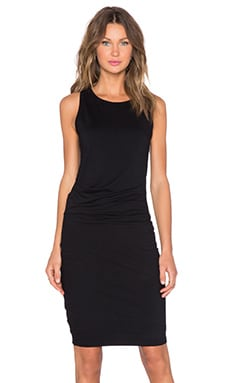 Feel the Piece Astroid Dress in Black