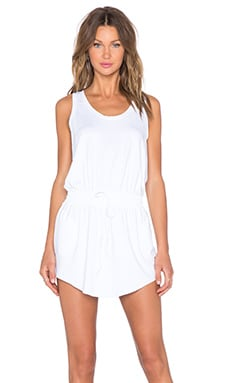 Feel the Piece Maier Dress in White