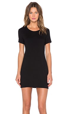 Feel the Piece Kayla Dress in Black