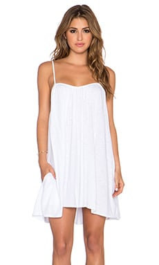 Feel the Piece Leila Dress in White