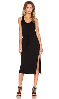 Feel the Piece Delphine Dress in Black