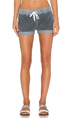 Feel the Piece x Tyler Jacobs Frankie Jogger Short in Grey