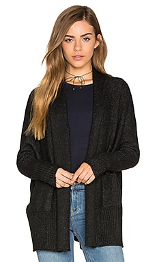Allison Cardigan in Black