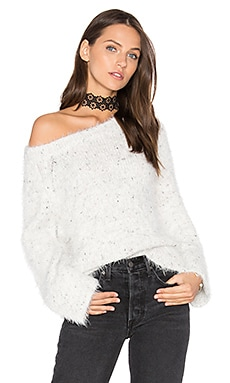 Caspar Sweater in Ivory