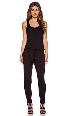 Feel the Piece Valli Jumpsuit in Black
