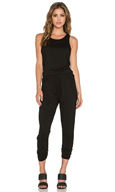 Feel the Piece Petra Jumpsuit in Black