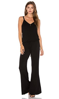 Feel the Piece Paradise Jumpsuit in Black