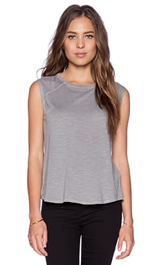 Feel the Piece Shields Tank in Grigio