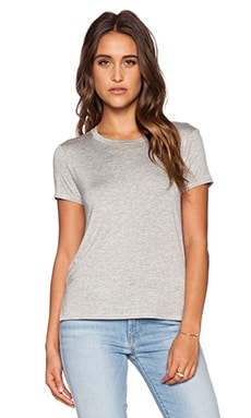 Feel the Piece Corbin Tee in Heather Grey