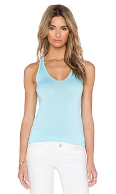Feel the Piece Terrific V Neck Tank in Oceana