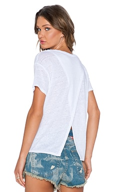 Feel the Piece Raeburn Top in White