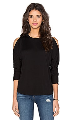 Feel the Piece Astra Top in Black