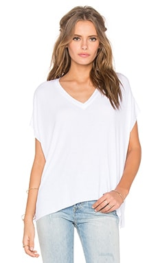Vix Tee in White