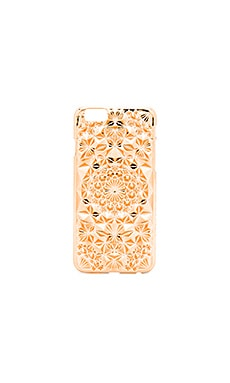 Felony Case Kaleidoscope iPhone 6 Case in Rose Gold
