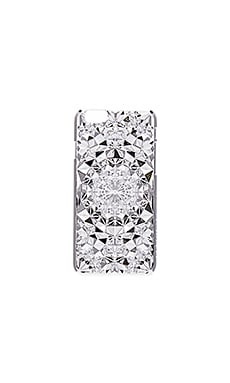 Kaleidoscope iPhone 6/6s Case en Argent