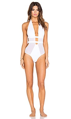 Finn Swimsuit in White
