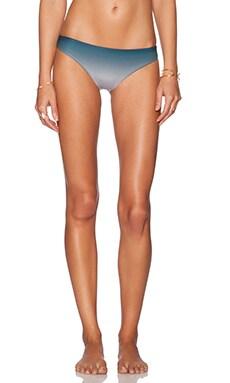 F E L L A River Bikini Bottom in Blue Ombre