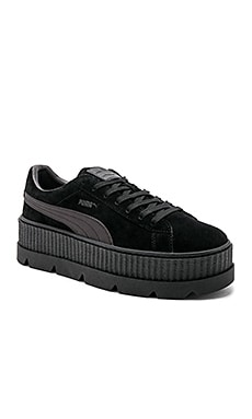 Suede Cleated Creepers