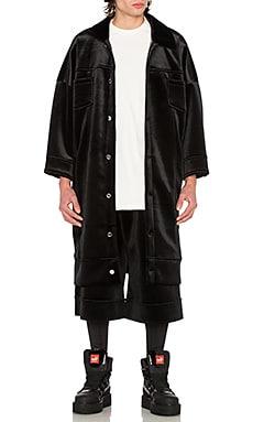 Бархатная куртка дальнобойщика - Fenty by Puma от REVOLVE INT