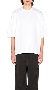 Oversized Crew Neck T Shirt