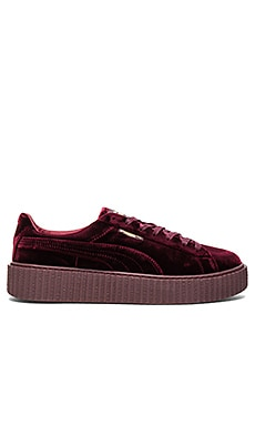 Vevet Creepers