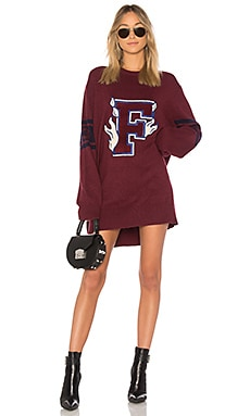 Varsity Letter Sweater Fenty by Puma $200
