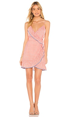 Juliette Wrap Dress The Fifth Label $43