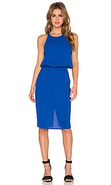 The Fifth Label Satisfaction Dress in Cobalt