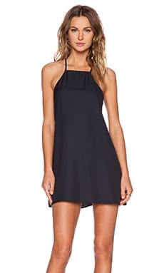 The Fifth Label Don't Panic Dress in Deep Navy