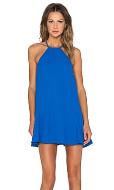 The Fifth Label Flashing Lights Dress in Cobalt